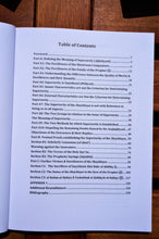 Table of contents of the book The Sublime Status of Sayyiduna Abu Bakr and Sayyiduna Umar
