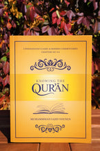 Front cover of the book Knowing the Qur'an