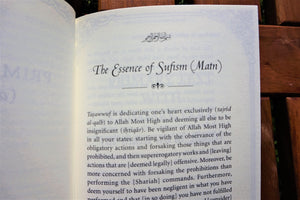 Sample pages of the book The Essence of Sufism