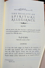Sample pages of the book The Reality of Spiritual Allegiance