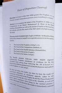 Sample pages of the book Creed of the Righteous Predecessors