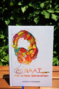 Front cover of the book Naat for a New Generation