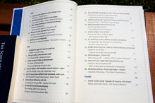 Table of contents of the book Naat for a New Generation