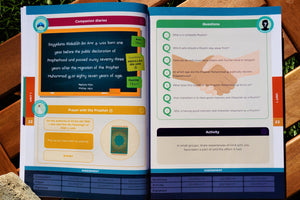 Sample pages of the book Hadith Essentials
