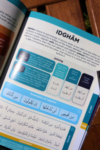 Sample pages of the book Qaidah Essentials