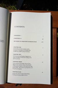 Table of contents of the book The Onlooker's Delight