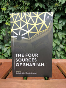 Front cover of the book The Four Sources of Shariah