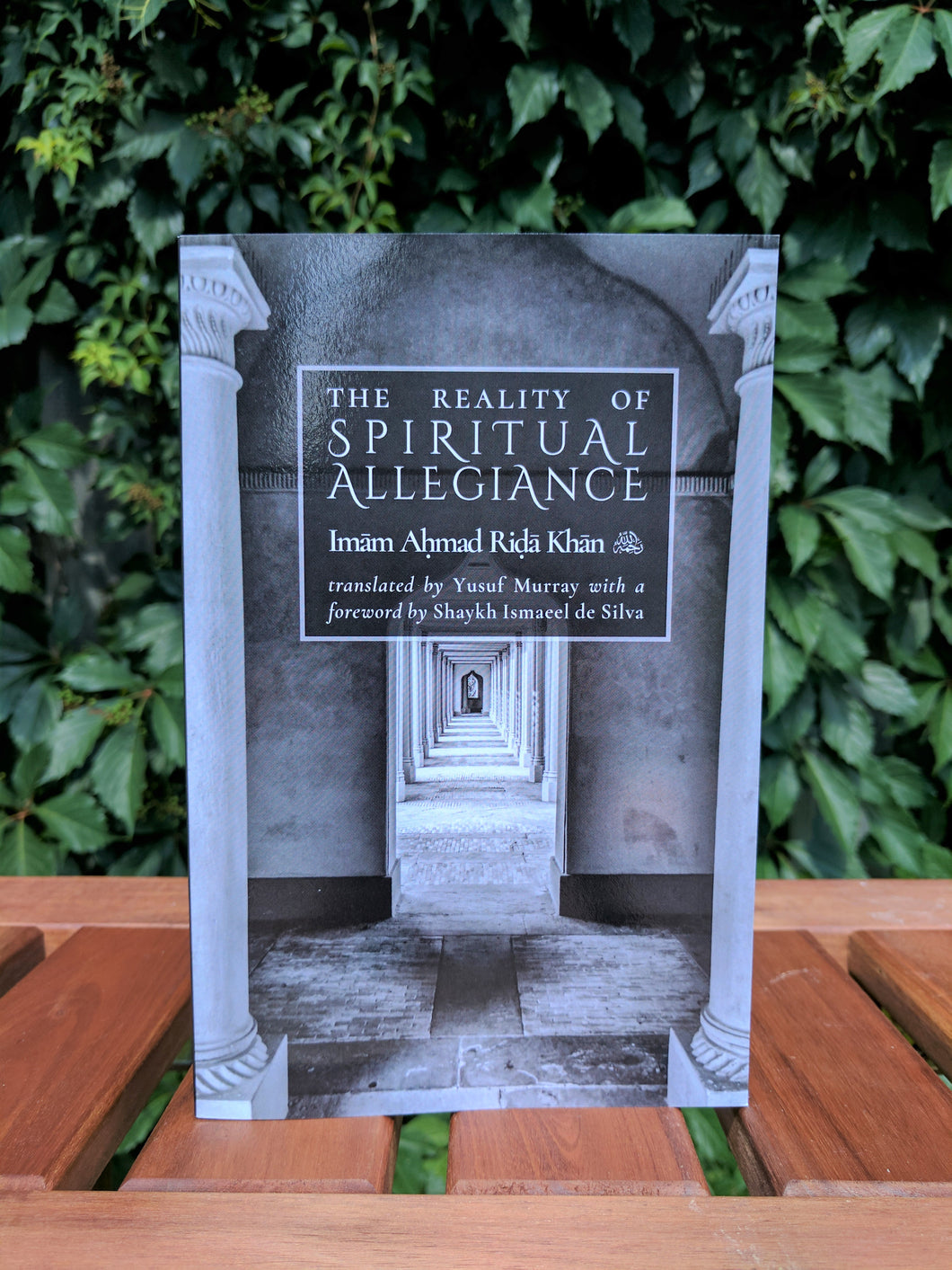 Front cover of the book The Reality of Spiritual Allegiance