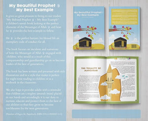 Sample pages of the book My Beautiful Prophet (Sallallahu `alayhi wa sallam): My Best Example