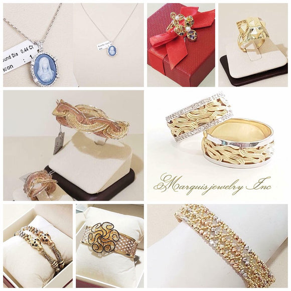 Women's Gold Necklaces On Sale | Marquis Jewelry