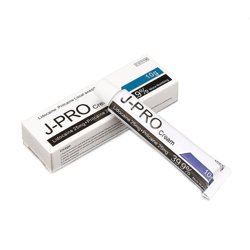 j-pro anesthetic lidocaine cream
