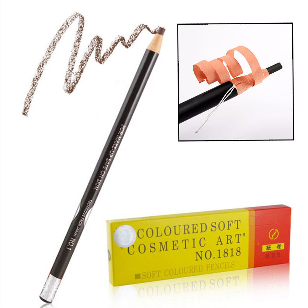 pull and tear eyebrow pencil