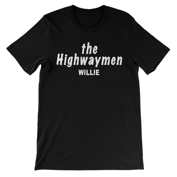 The Highwaymen - Willie Unisex T-Shirt