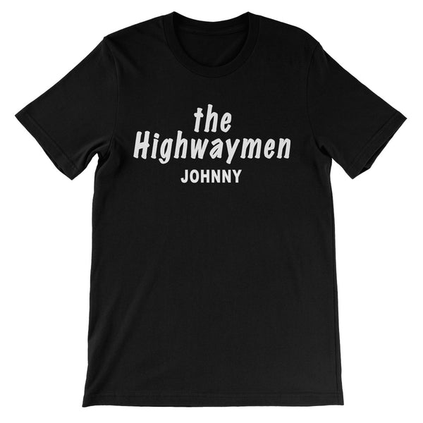 The Highwaymen - Johnny Unisex T-Shirt