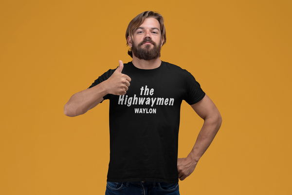The Highwaymen - Waylon Unisex T-Shirt