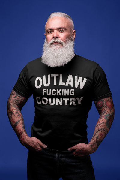 Outlaw F*cking Country Unisex T-Shirt
