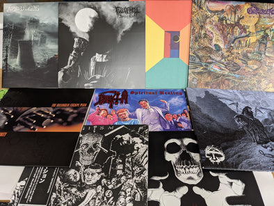 New Arrivals: GISM, Full Of Hell, Integrity, Baroness