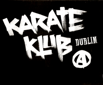 Karate Klub Dublin Punk Comp LP