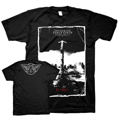 Orphanage Named Earth Front/Back Print T-Shirt - Ethical Merch
