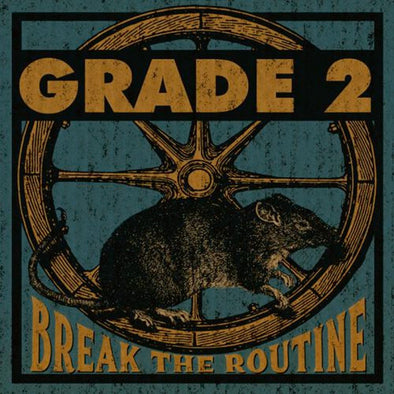 GRADE 2 - BREAK THE ROUTINE