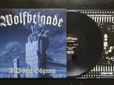 Wolfbrigade A D-Beat Odyssey 12""