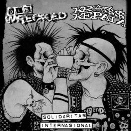 Die Wrecked / Krass Kepala split 7