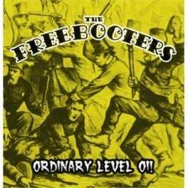 The Freebooters - Ordinary Level Oi! CD