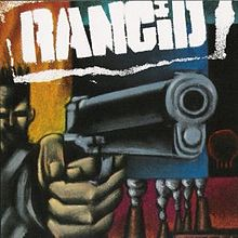 "RANCID ""S/T"" (1993) LP"