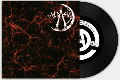 AKRASIA - Observe The Darkness E.P 7""