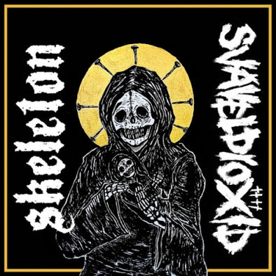 "SVAVELDIOXID / SKELETON - Split 7"" EP"