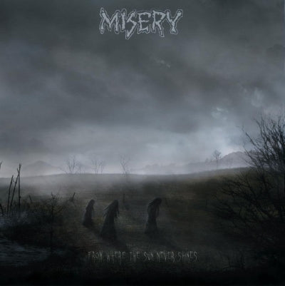 MISERY - From Where The Sun Never Shines 2xLP