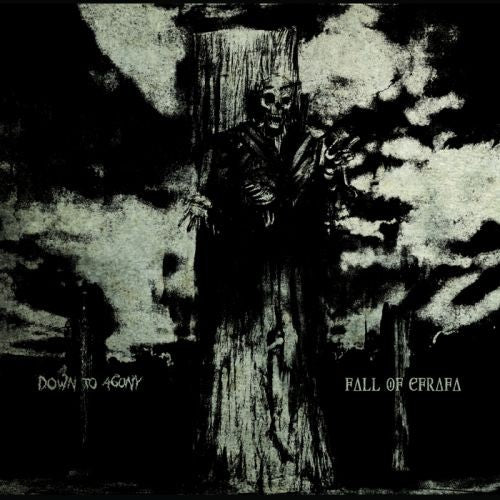 Fall Of Efrafa/Down To Agony Split LP