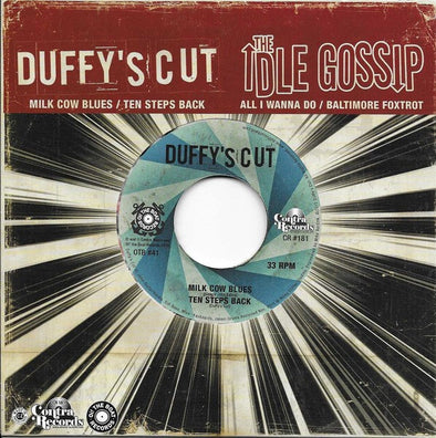 DUFFY'S CUT/IDLE GOSSIP - split 7EP