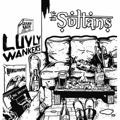 The Sultans- Luvly Wankers 7