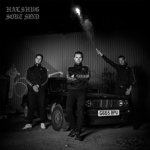 Halshug - Sort Sind - Black Vinyl (LP)