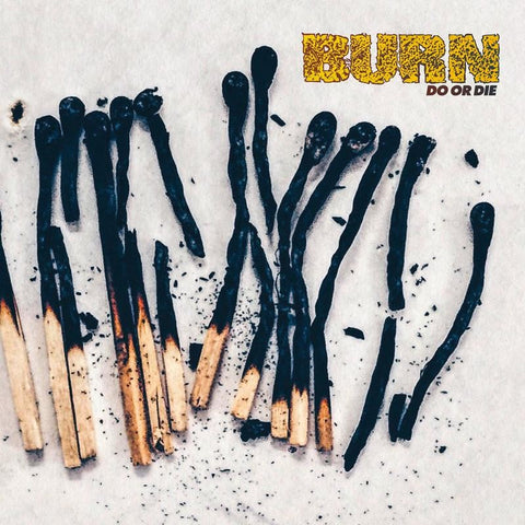 BURN DO OR DIE LP
