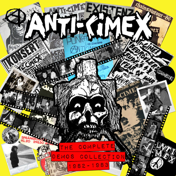 Anticimex - The Complete Demos Collection 1982-1983 Lp