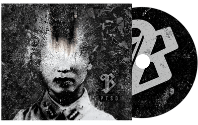 Bailer - PTSD Digipack CD
