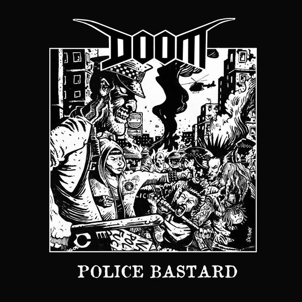 DOOM Police Bastard EP (30 Years of DOOM reissue)