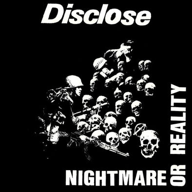 DISCLOSE – Nightmare Or Reality LP