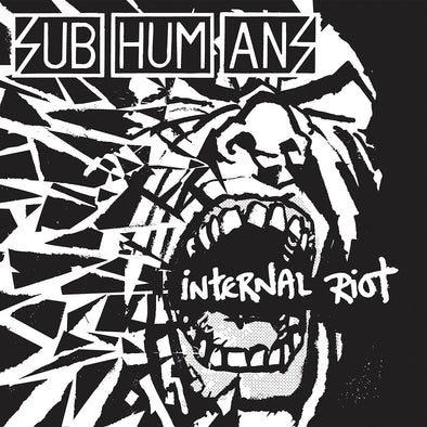 "Subhumans - ""Internal Riot"" LP"