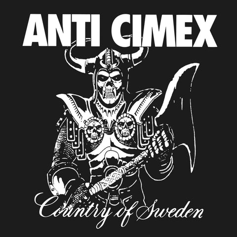 Anti Cimex - Absolut Country of Sweden LP