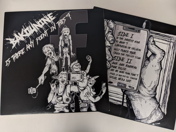 Bakounine ‎– Is There Any Point In This? 12""
