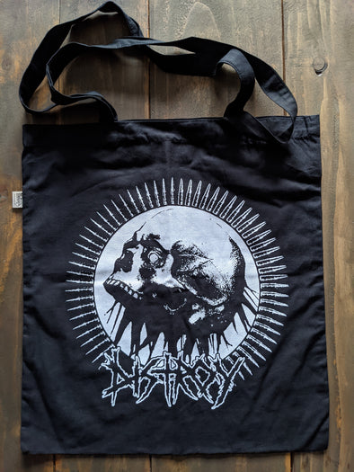 Distro-y Records Logo Tote Bag