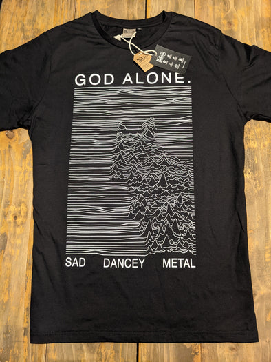 God Alone. 'Sad Dancey Metal (Ethical Shirts)