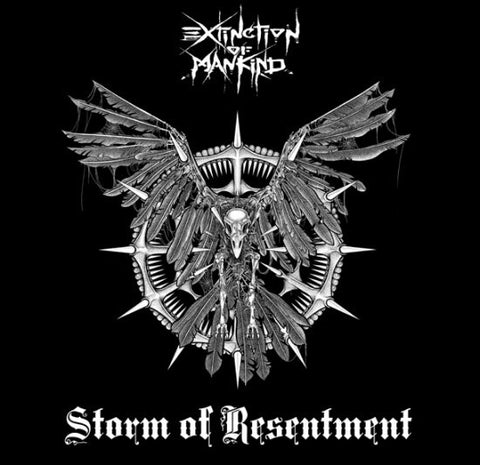 EXTINCTION OF MANKIND - Storm Of Resentment LP
