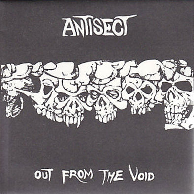 Antisect ‎– Out From The Void