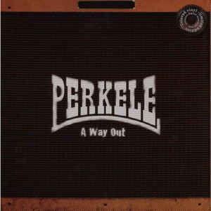 Perkele ‎- A Way Out LP