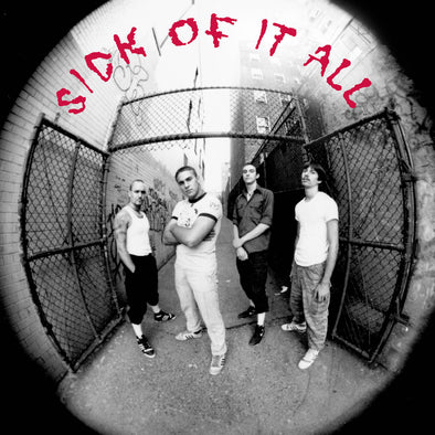 Sick Of It All - s/t 7""