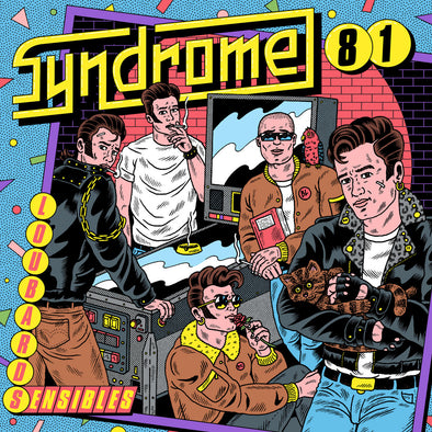 Syndrome 81 -  Loubards Sensibles 7""